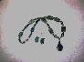 Apache Chrysocolla and Lapis Lazuli