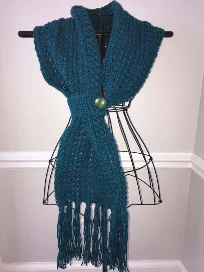 Teal Winter Wishes