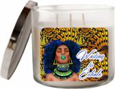 3 Wick Soy Candle Stay at Home Work at Home Relaxation Gift Waiting To Exhale