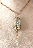 Steampunk Radio VacuumTube Necklace