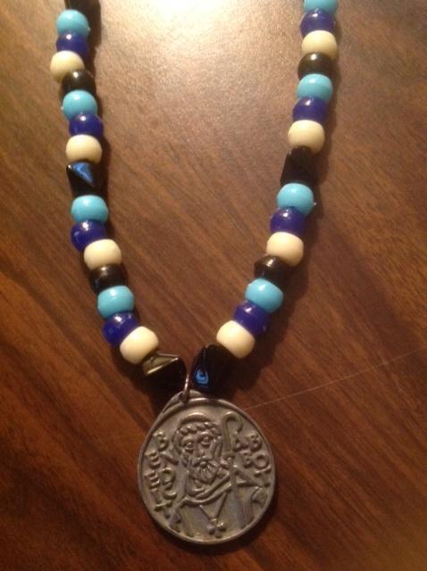 St Benedict Souvenir Necklace