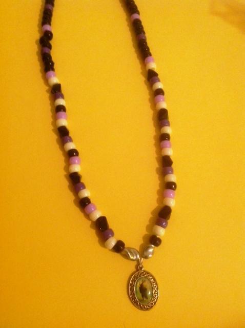 St Jude Pendant Necklace