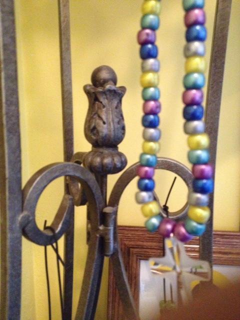 Southwest Beaded Cross Necklace