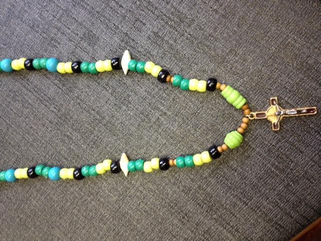 St Benedict Crucifix Necklace