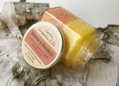 Mimosa and Mandarin Palm Wax Candle