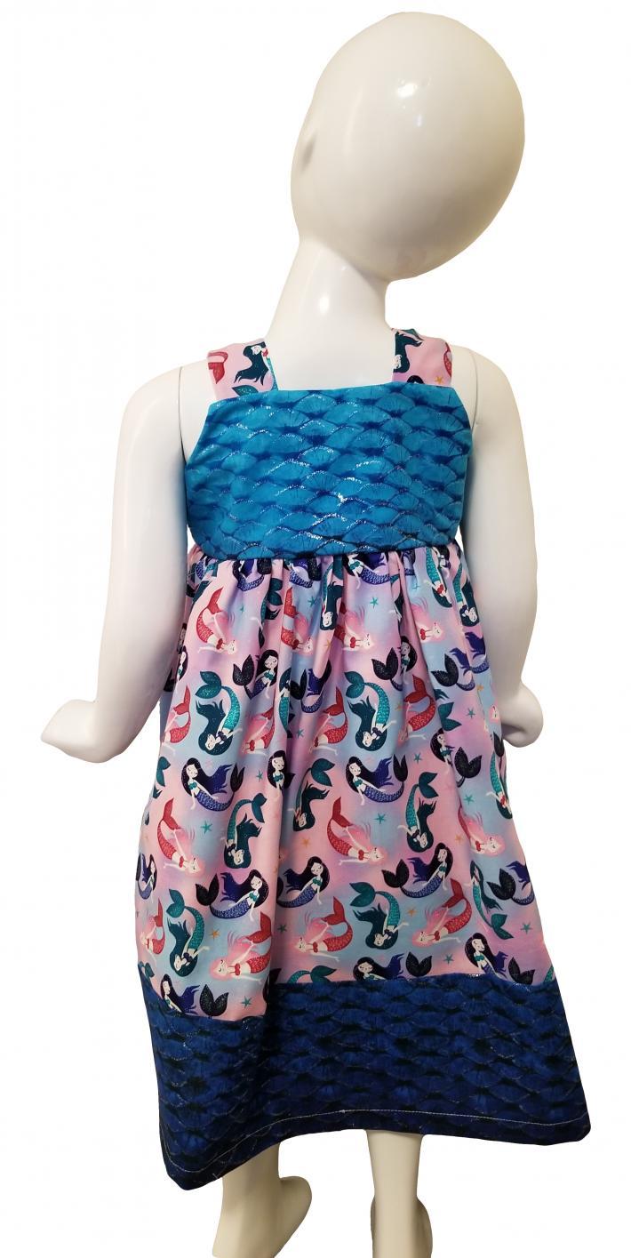 Mermaid Knot Dress