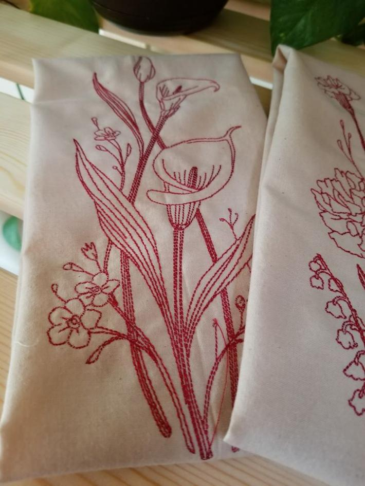 3pk Hand Towel Dish Towel Bread Baking Towel