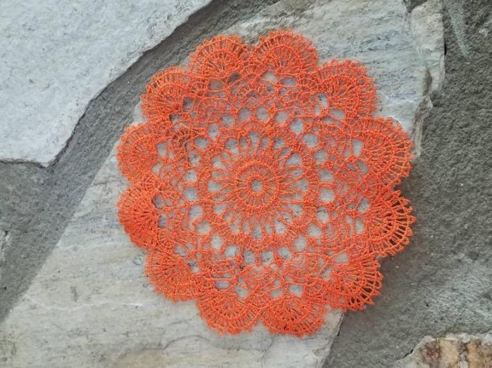 Doilies Fall Colors Collection