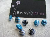 Fabric Covered Pushpins
