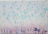 Joy Acrylic Painting