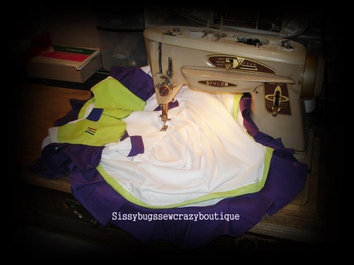 A Handmade Buzz Lightyear girls toddler princess dress made to order of lightweight cotton fabric comfortable for any season wash and wear