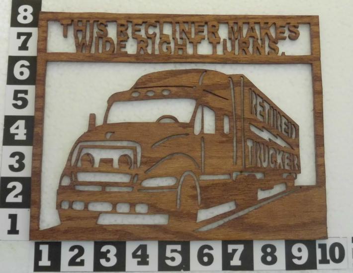 Retired Trucker