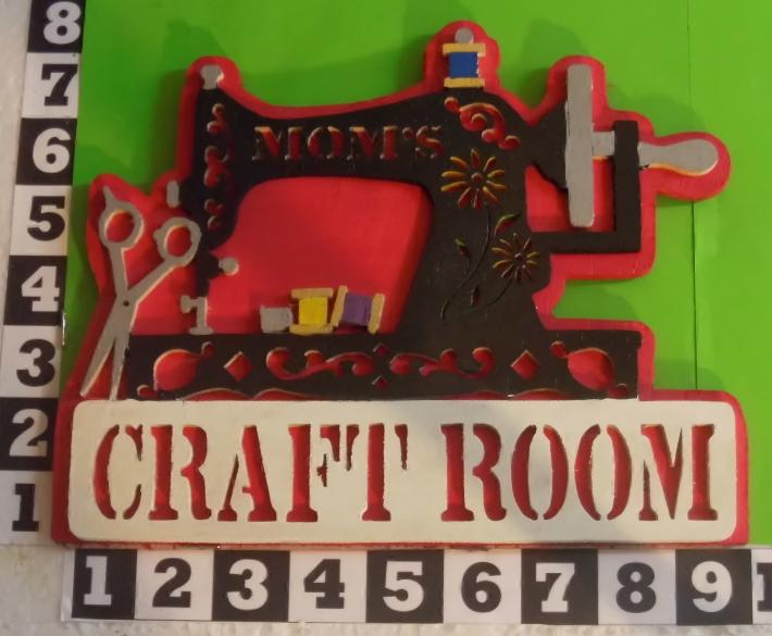 Moms Craft Room