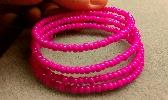 Think Pink Memory Bracelet