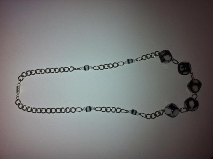mocha necklace