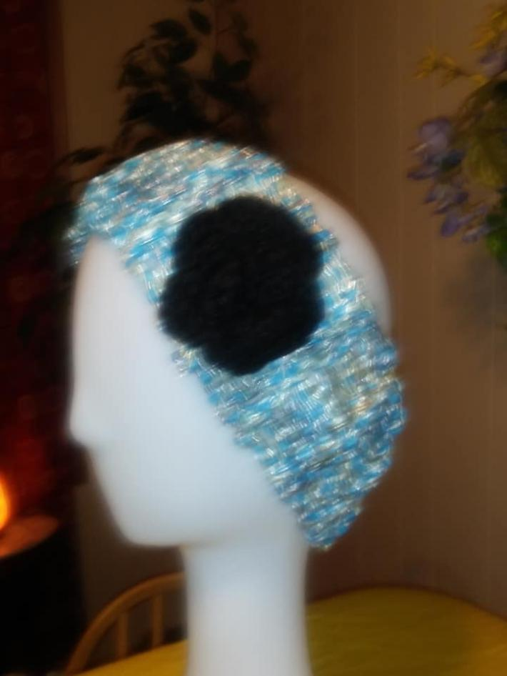 Wide Headband Ear Warmer