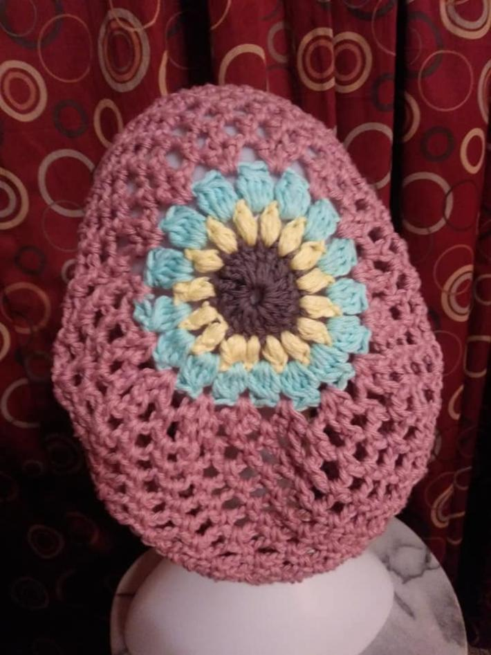 Cotton Slouch Hat