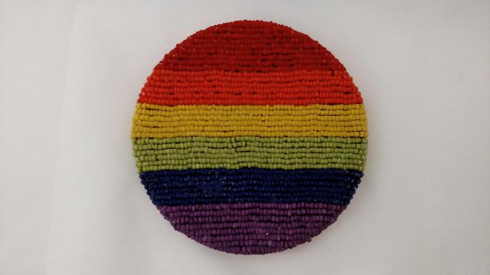Rainbow Pride Coasters