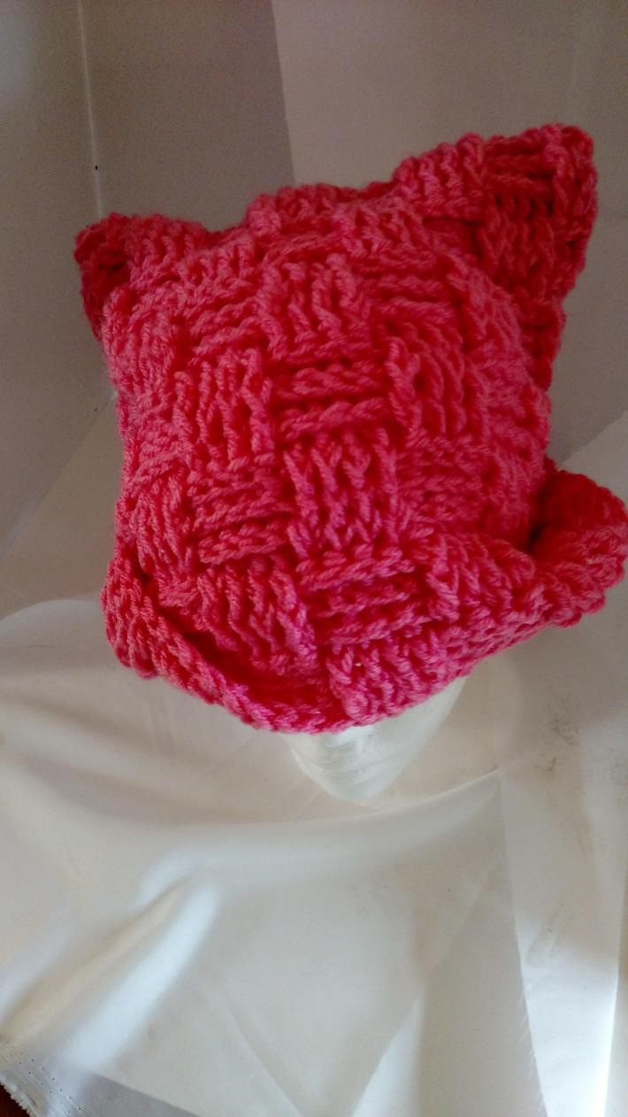 Resistance Pink Hat
