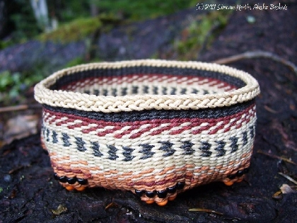 Alaska Basket Custom Basket 02