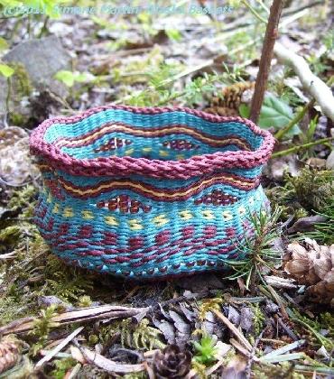 Alaska Basket Custom Basket 03