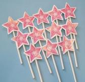 Magic Wand Cupcake Toppers