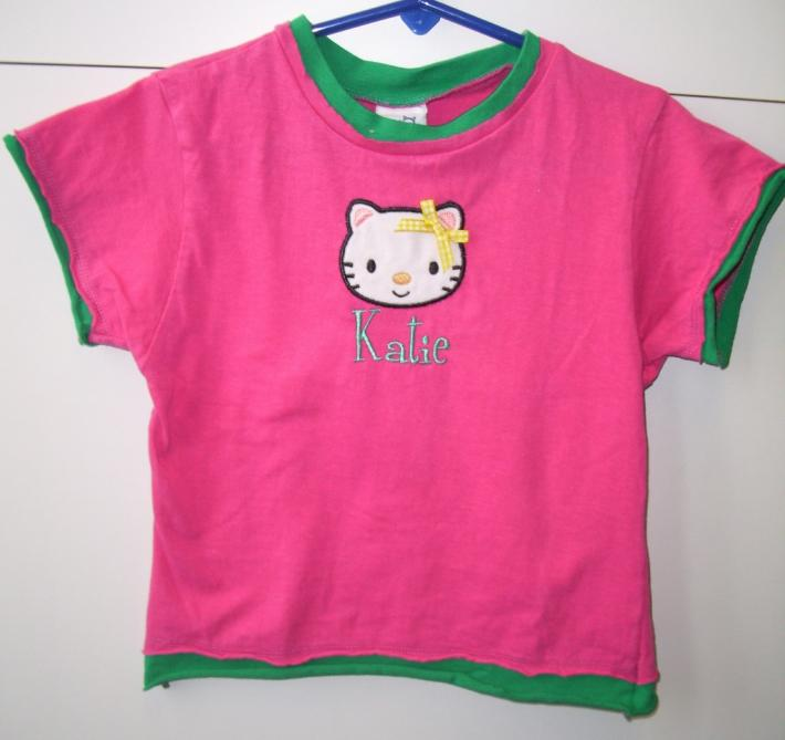 Kitty Personalized Shirt