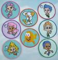 Bubble Guppies Patch