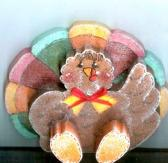 Whimsical Thanksgiving Turkey
