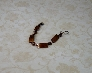 Hammered Copper Tubing Bracelet