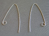 Sterling Silver Ear wire