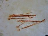 Copper Eyepins