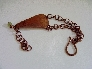 Unique Hand Formed Copper Bracelet