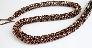 Copper Box Chain Necklace