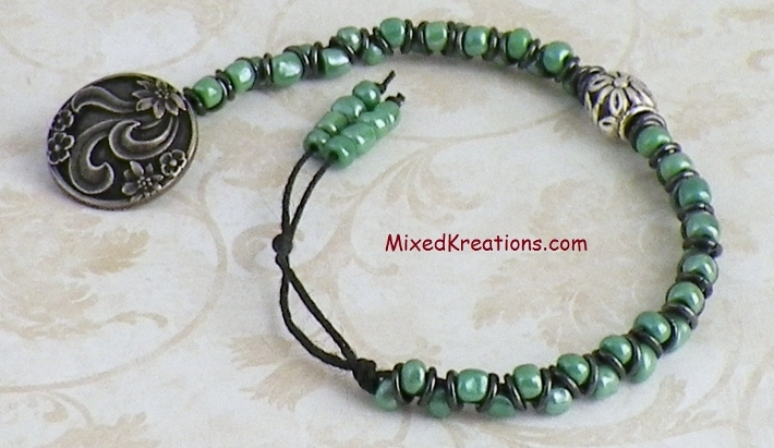 Dainty Bohemian Bracelet