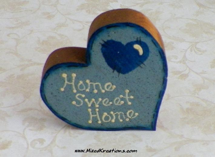 Home Sweet Home Heart