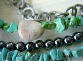 Blue River Gemstone Bracelet