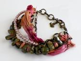 Handcrafted Bohemian Chic Bracelet