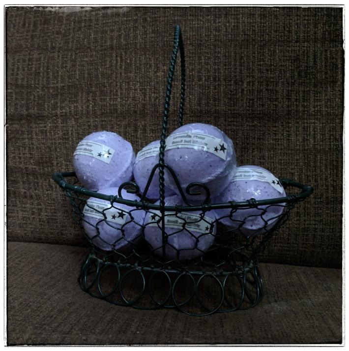 Lavender Bath Fizzy size Small but Mighty