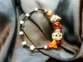 Fire Skull Bracelet