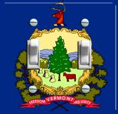 VERMONT State FLAG Double Switch Plate   FREE Shipping