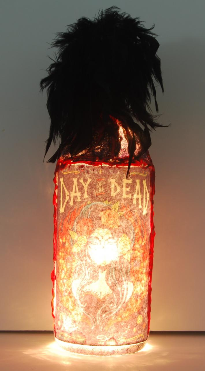 Day of the Dead Halloween light