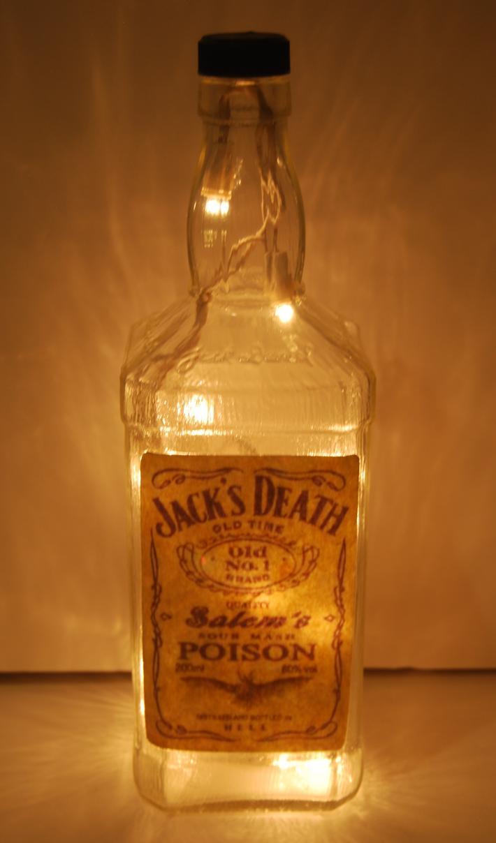 Jacks Death Halloween light