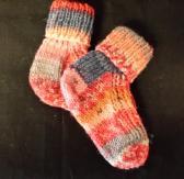 Sweet Hand Knit Socks