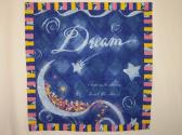 DREAM  WALL HANGING QUILTED