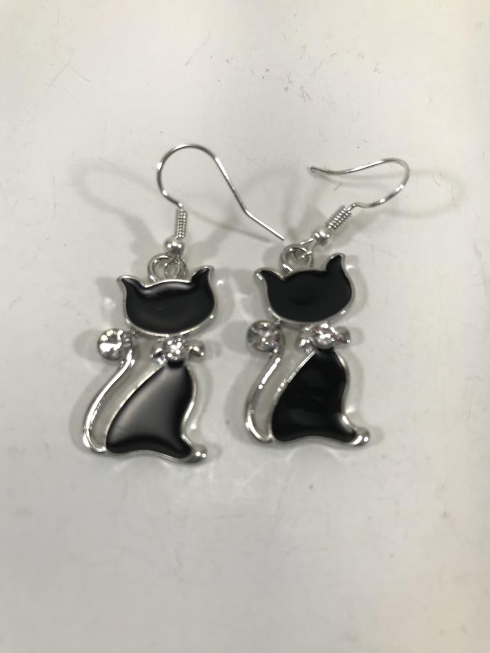 Cat earrings Style 1