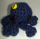 Alaska Octopus Fascinator