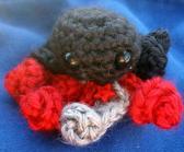 Bucky Octopus Clip