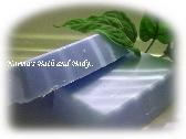 relaxing lavender goats milk glycerin soap
