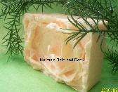 pumpkin pie glycerin soap